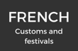 Customs and Festivals